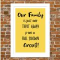 FAMILY CIRCUS!